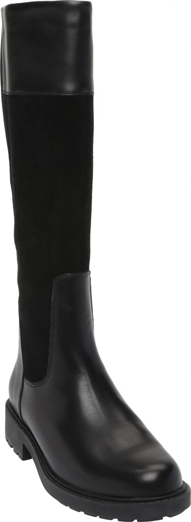 Women's Clarks Orinoco 2 Hi GORE-TEX Boot, Black Warm Lined Leather, large, image 1