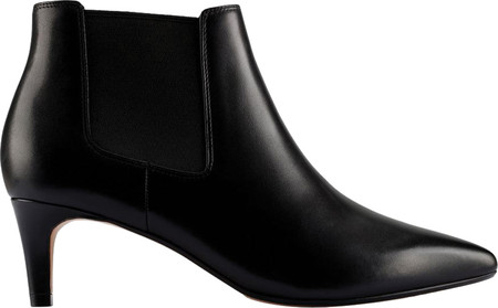 Women's Clarks Laina55 2 Pointed Toe Chelsea Bootie, , large, image 2