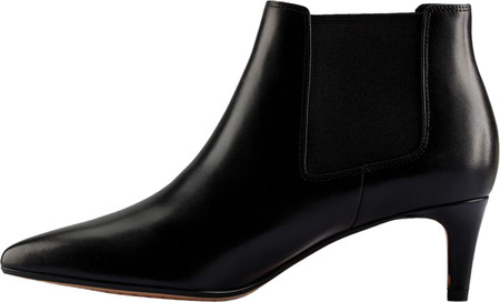 Women's Clarks Laina55 2 Pointed Toe Chelsea Bootie, , large, image 3