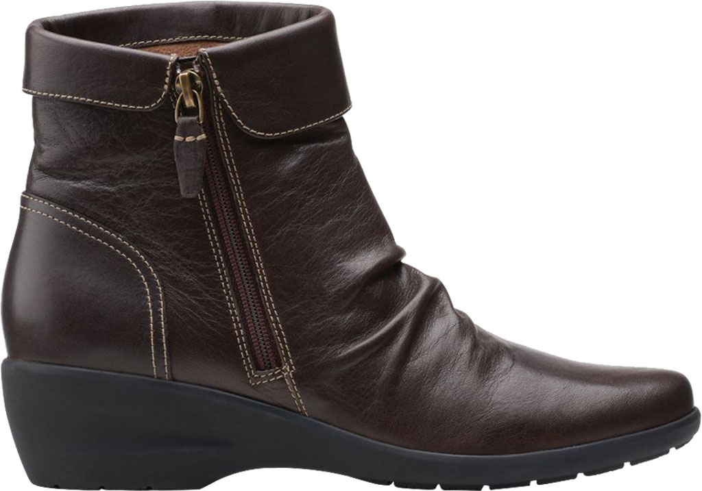 Women's Clarks Rosely Zip Ankle Bootie, , large, image 2