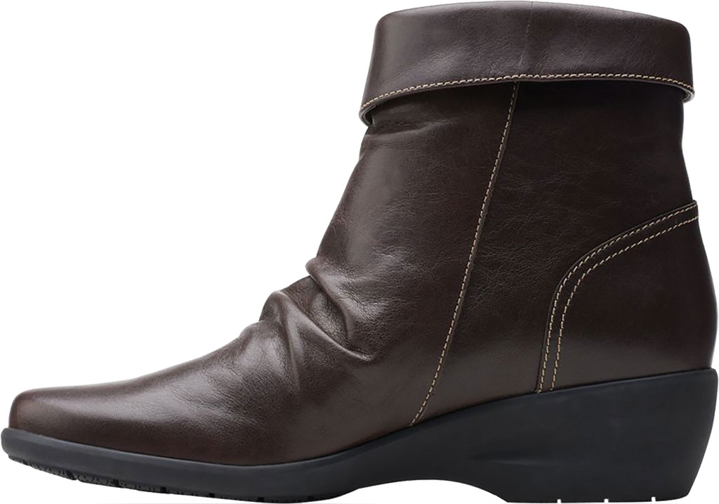 Women's Clarks Rosely Zip Ankle Bootie, , large, image 3