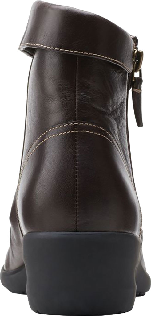 Women's Clarks Rosely Zip Ankle Bootie, , large, image 4
