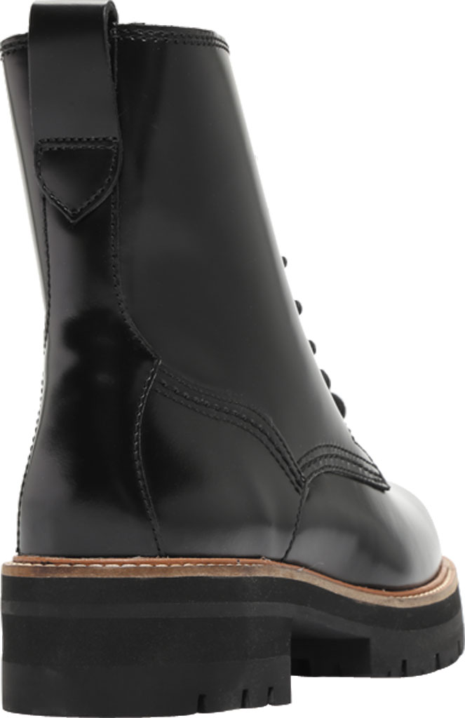 Women's Clarks Orianna Hi Ankle Bootie, Black Leather, large, image 4