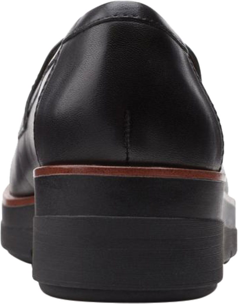 Women's Clarks Shaylin Step Wedge Penny Loafer, , large, image 4