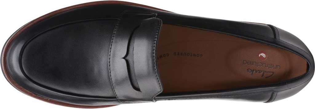 Women's Clarks Shaylin Step Wedge Penny Loafer, , large, image 5