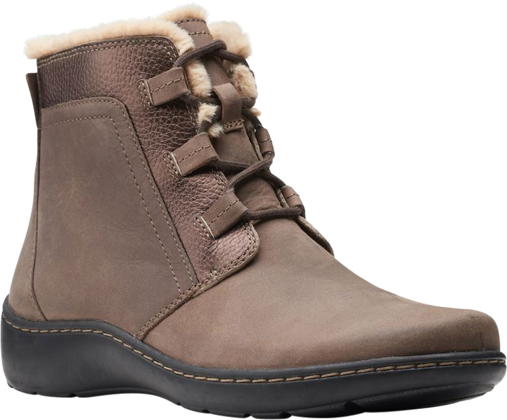 Women's Clarks Cora Chai Ankle Bootie, , large, image 1