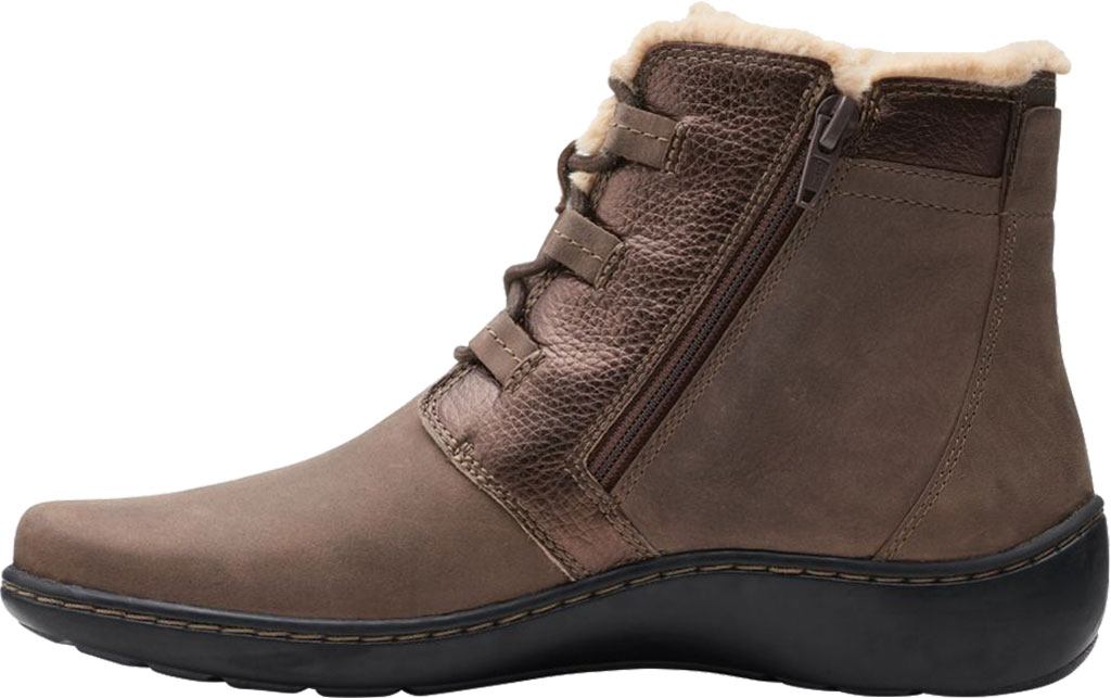 Women's Clarks Cora Chai Ankle Bootie, , large, image 3