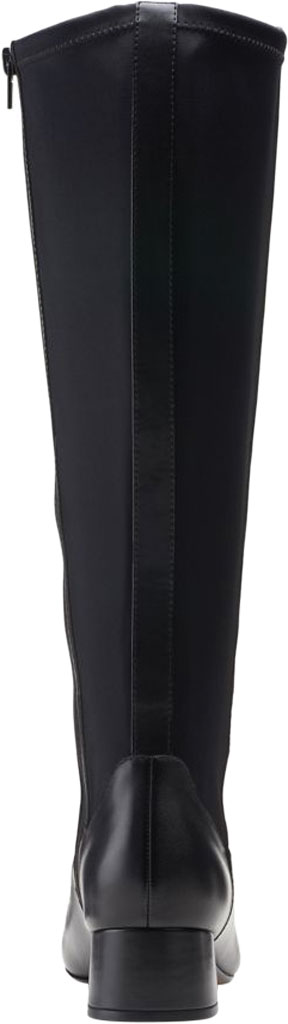 Women's Clarks Marilyn Abby Wide Calf Knee High Boot, , large, image 4
