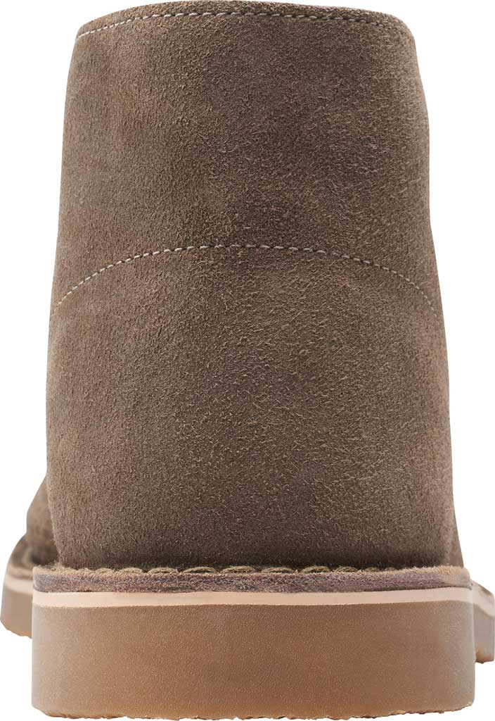 Men's Clarks Bushacre 3 Chukka Boot, Sand Waxy Suede, large, image 4