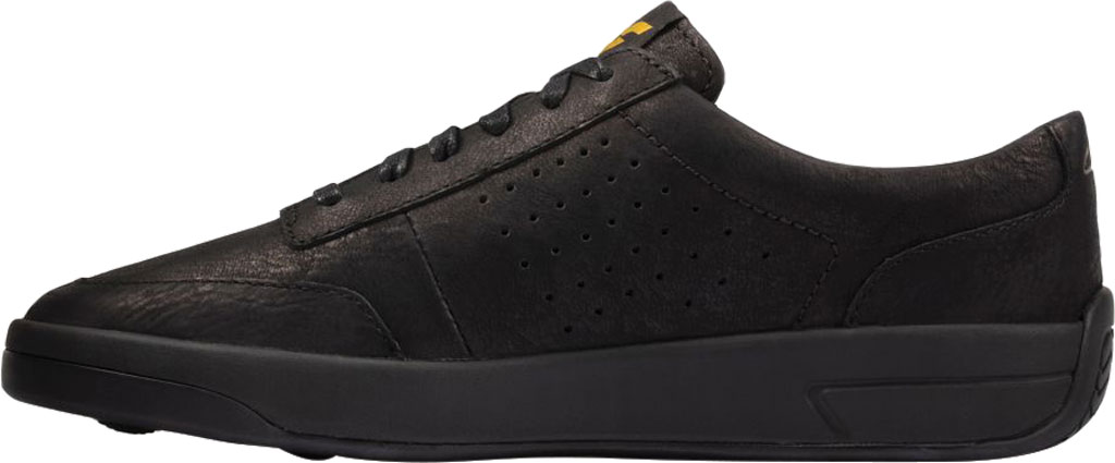 Women's Clarks Hero Air Lace Sneaker, Black Suede, large, image 3