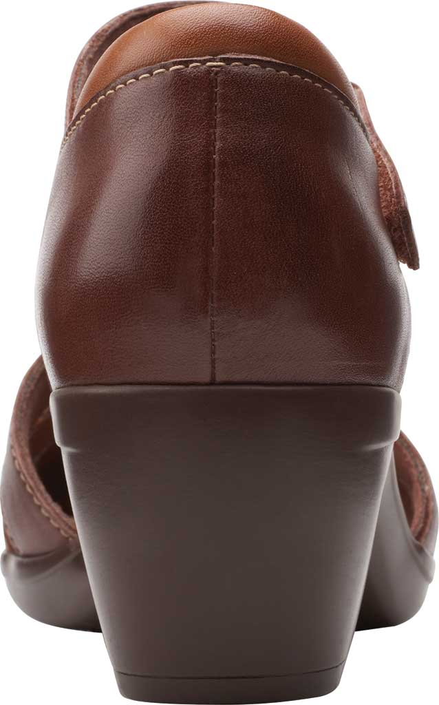 Women's Clarks Emily Daisy Ankle Strap Closed Toe Sandal, , large, image 4