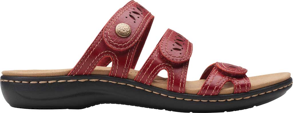 Women's Clarks Laurieann Dee Strappy Slide, , large, image 2
