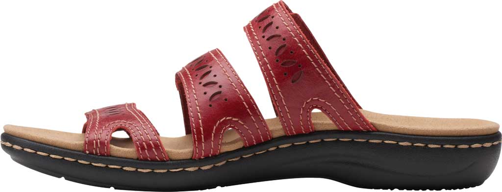 Women's Clarks Laurieann Dee Strappy Slide, , large, image 3