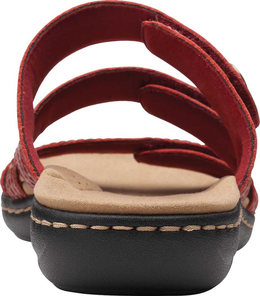 Women's Clarks Laurieann Dee Strappy Slide, , large, image 4