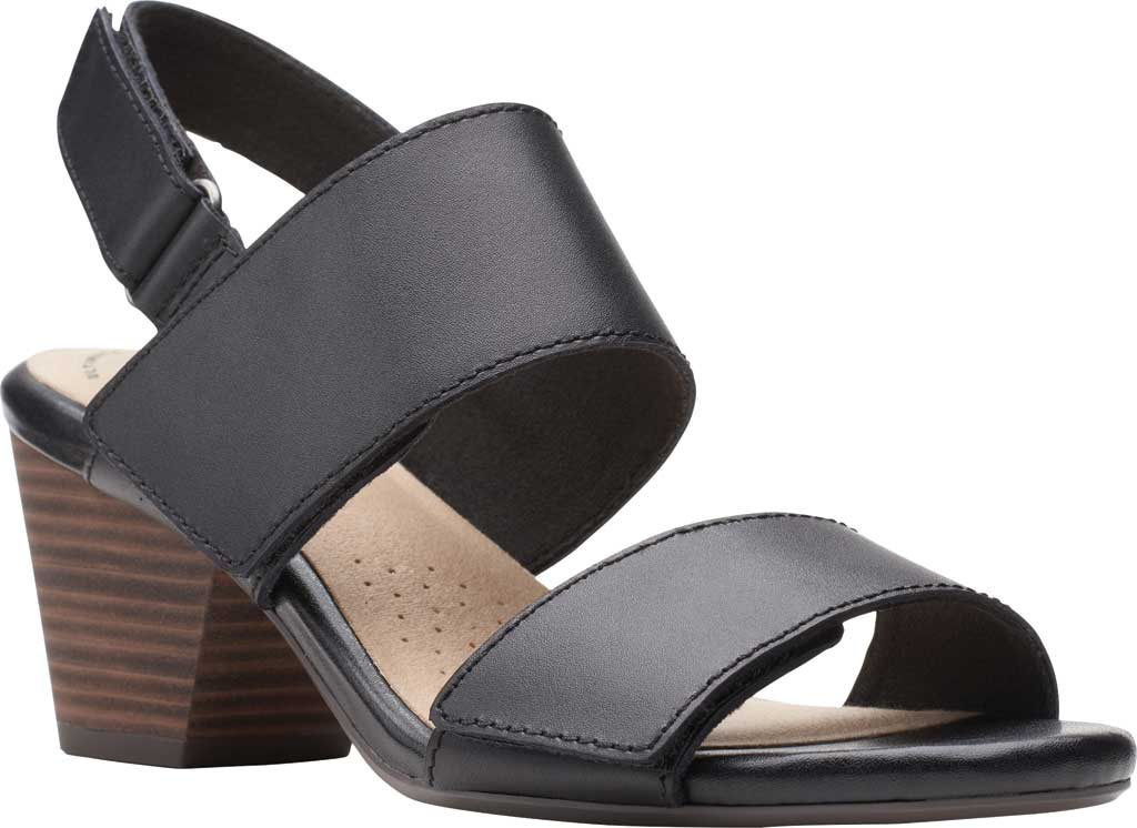 Clarks Womens Lorene Bright Slingback Sandal