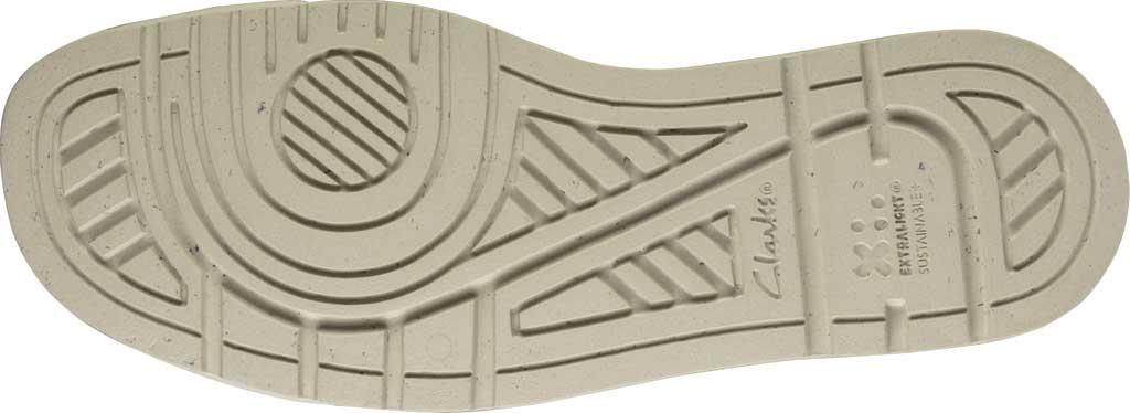 Men's Clarks OriginWallabee High Top Moc Toe Sneaker, Olive Suede, large, image 6