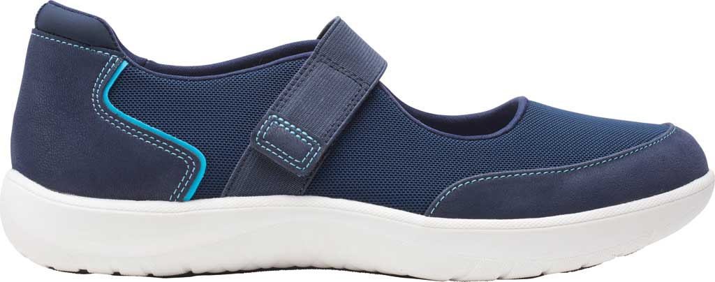 Women's Clarks Adella West Mary Jane Sneaker, , large, image 2