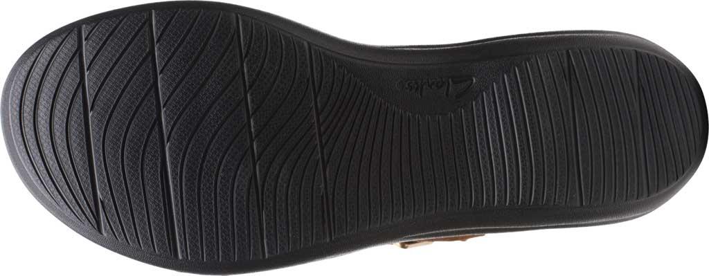 Women's Clarks Laurieann Remi Strappy Sandal, Tan Nubuck, large, image 6