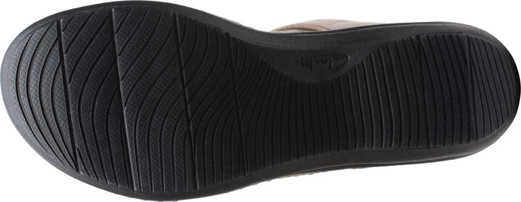 Women's Clarks Laurieann Remi Strappy Sandal, Metallic Leather, large, image 6