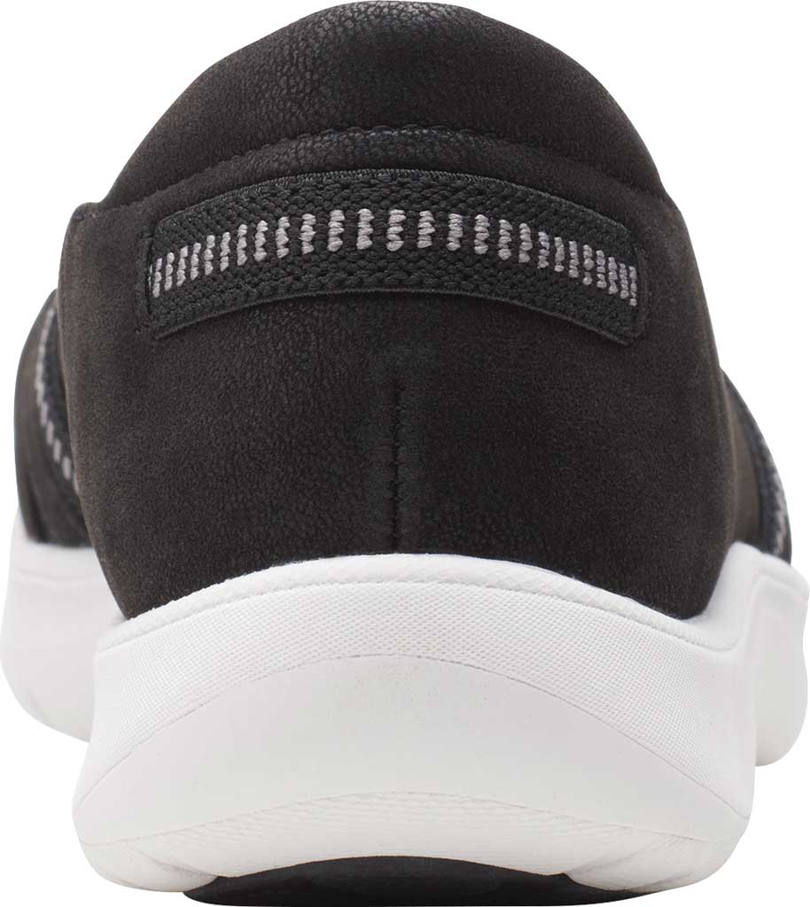 Women's Clarks Adella Poppy Slip On Sneaker, , large, image 4