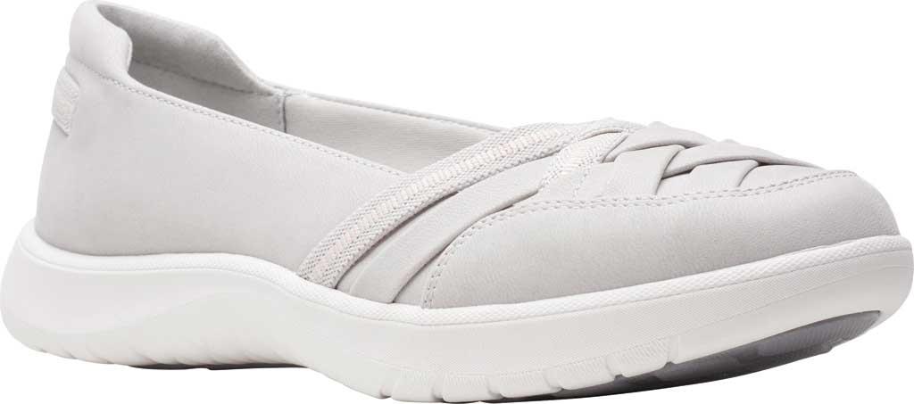 Women's Clarks Adella Poppy Slip On Sneaker, , large, image 1