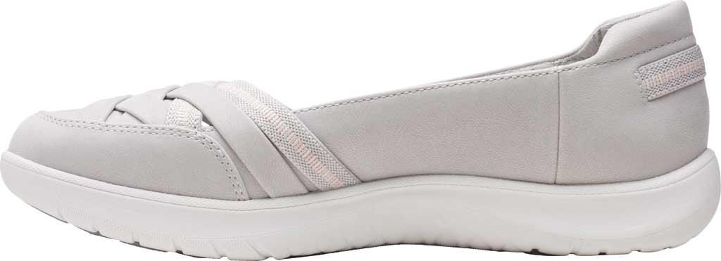 Women's Clarks Adella Poppy Slip On Sneaker, , large, image 3