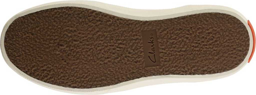 Women's Clarks Aceley Step Slip On Sneaker, White Canvas, large, image 6