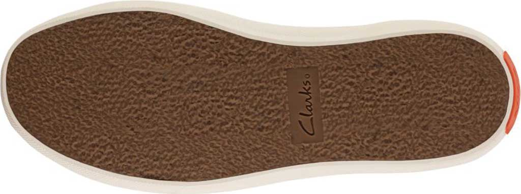 Men's Clarks Aceley Lace Sneaker, Taupe Suede, large, image 6