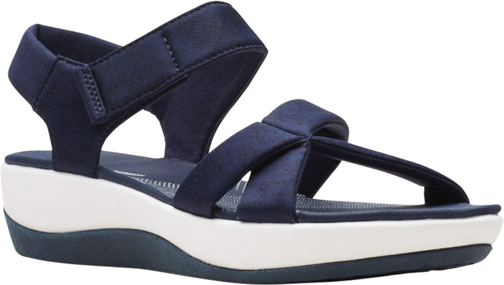 Women's Clarks Arla Gracie Wedge Strappy Sandal, , large, image 1