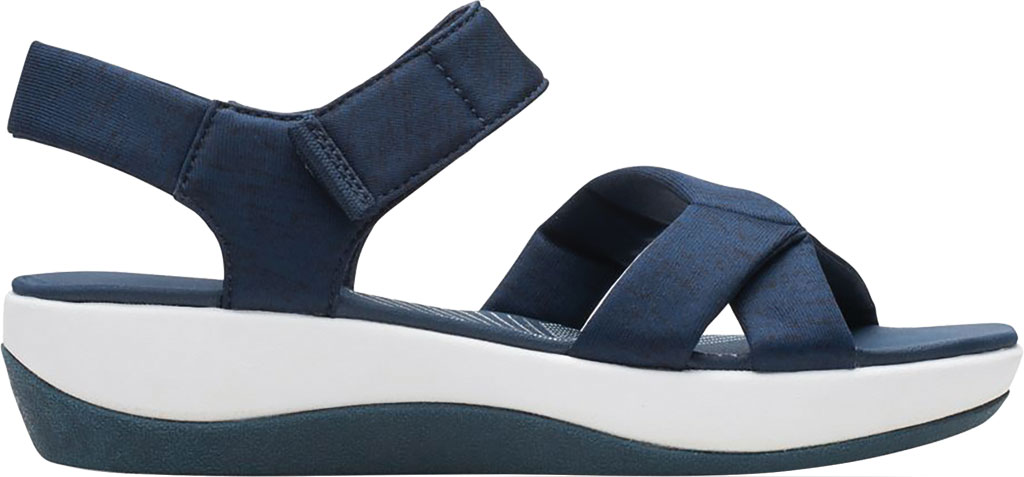 Women's Clarks Arla Gracie Wedge Strappy Sandal, , large, image 2