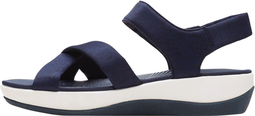 Women's Clarks Arla Gracie Wedge Strappy Sandal, , large, image 3