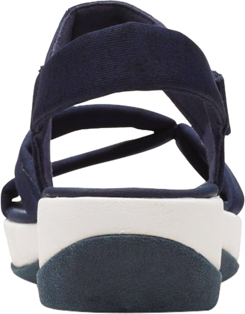 Women's Clarks Arla Gracie Wedge Strappy Sandal, , large, image 4