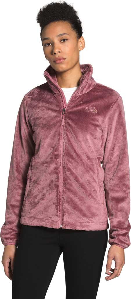 Women's The North Face Osito Fleece Jacket, Mesa Rose, large, image 1