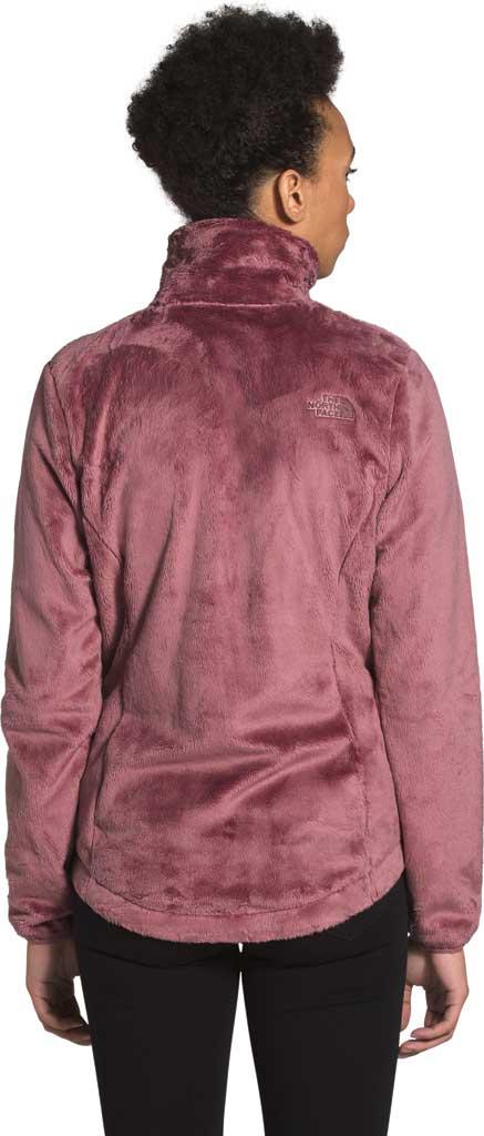 Women's The North Face Osito Fleece Jacket, Mesa Rose, large, image 2