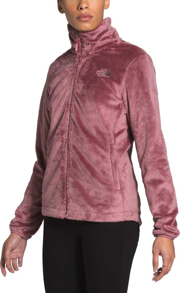 Women's The North Face Osito Fleece Jacket, Mesa Rose, large, image 3