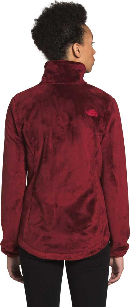 Women's The North Face Osito Fleece Jacket, Pomegranate, large, image 2