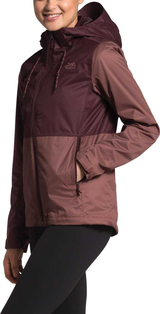 Women's The North Face Arrowood Triclimate Jacket, Marron Purple/Root Brown, large, image 3