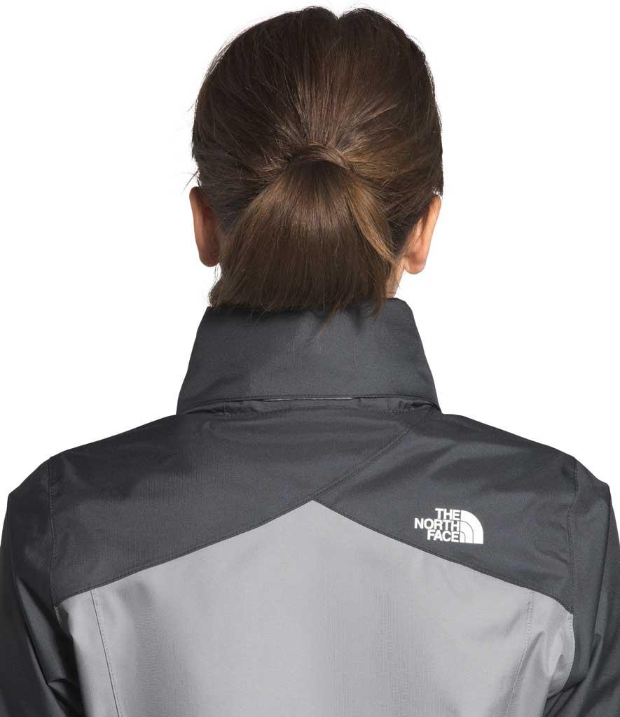 Women's The North Face Resolve Plus Jacket, Meld Grey/Asphalt Grey, large, image 2