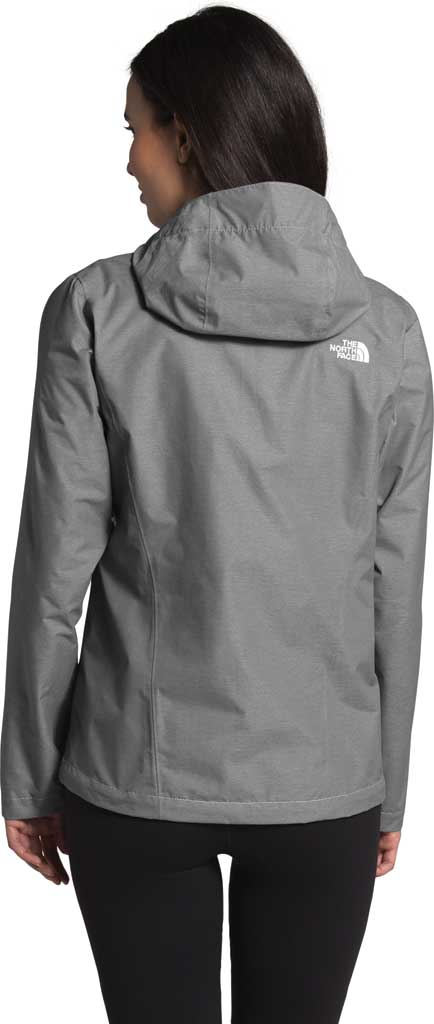Women's The North Face Venture 2 Jacket, TNF Medium Grey Heather/TNF Medium Grey Heather, large, image 2