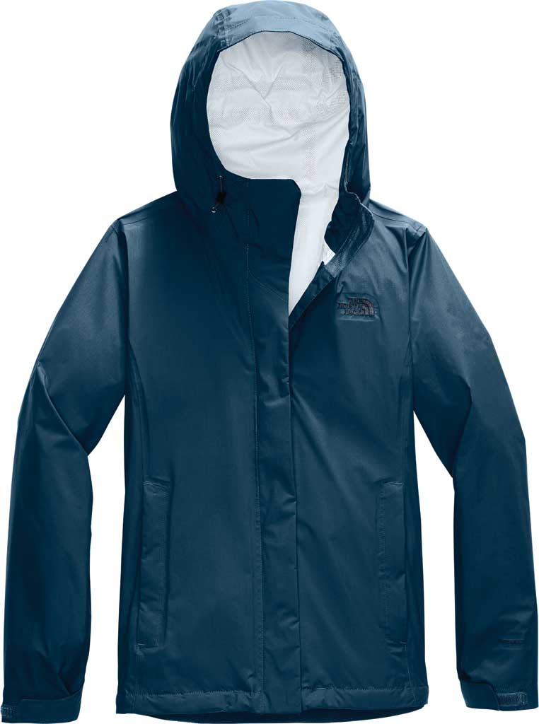 Women's The North Face Venture 2 Jacket, Blue Wing Teal, large, image 1