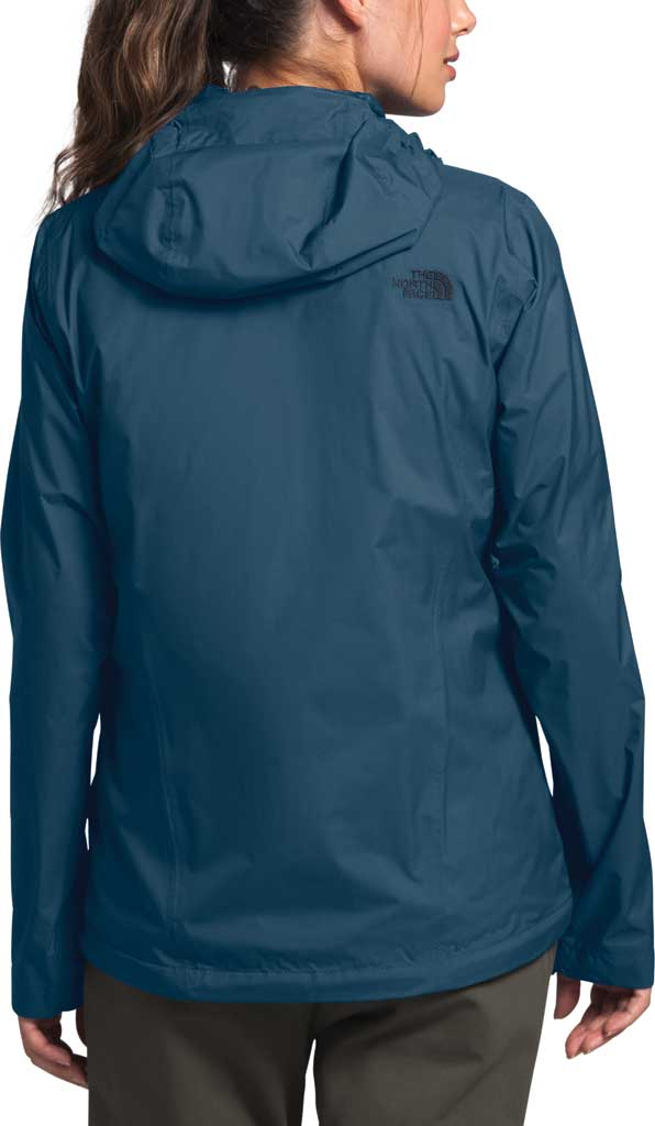 Women's The North Face Venture 2 Jacket, Blue Wing Teal, large, image 2