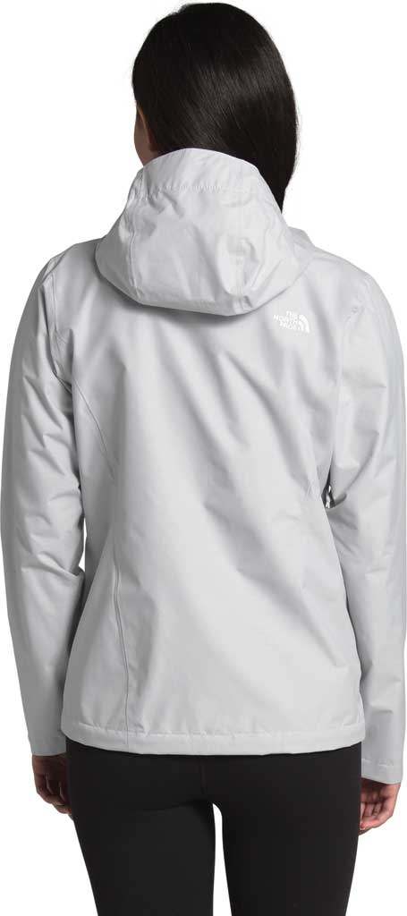 Women's The North Face Venture 2 Jacket, TNF Light Grey Heather/TNF Light Grey Heather, large, image 2