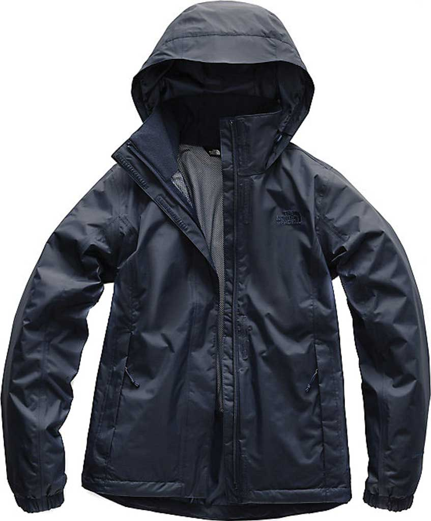 Women's The North Face Resolve 2 Jacket, Urban Navy, large, image 1