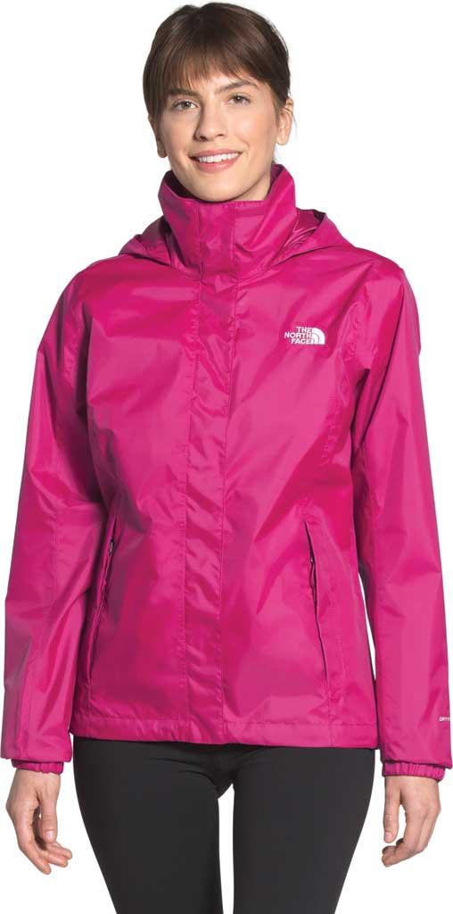 Women's The North Face Resolve 2 Jacket, Dramatic Plum, large, image 1