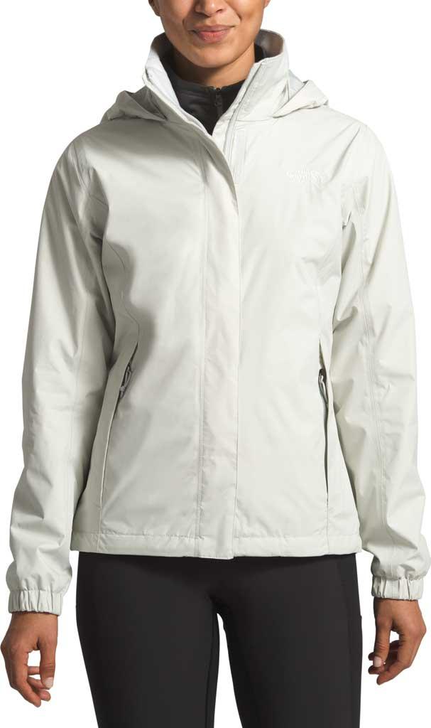 Women's The North Face Resolve 2 Jacket, Tin Grey, large, image 3