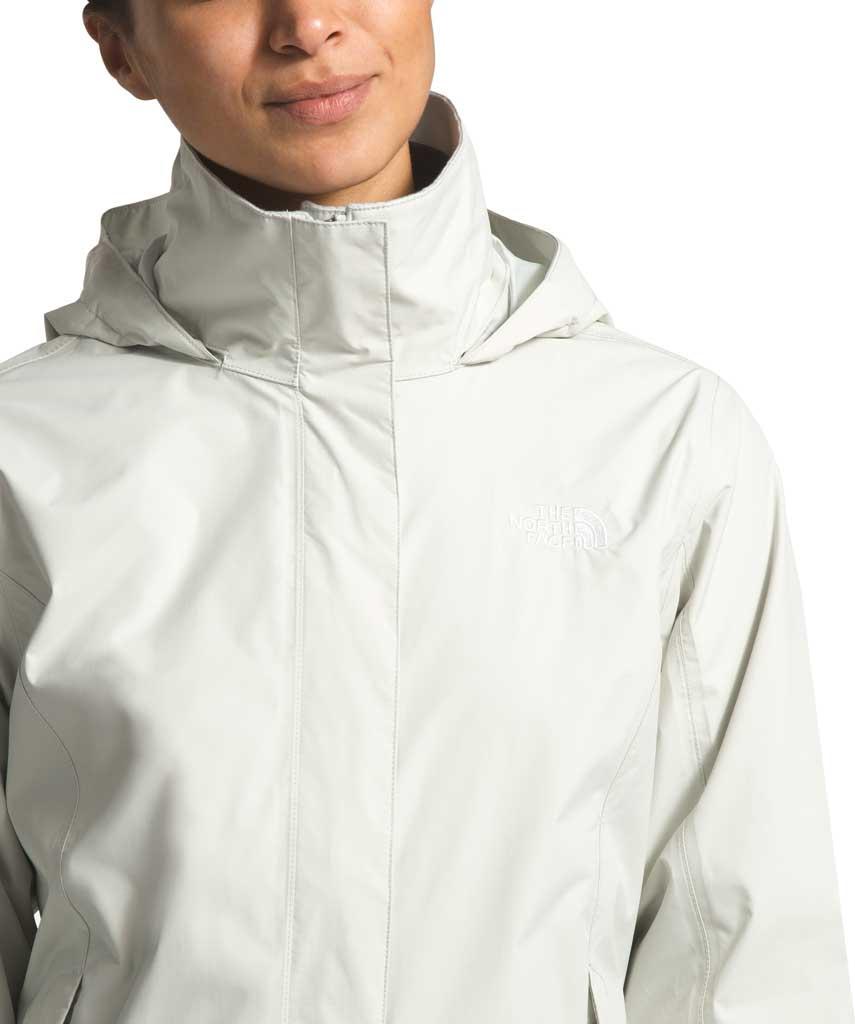 Women's The North Face Resolve 2 Jacket, Tin Grey, large, image 4