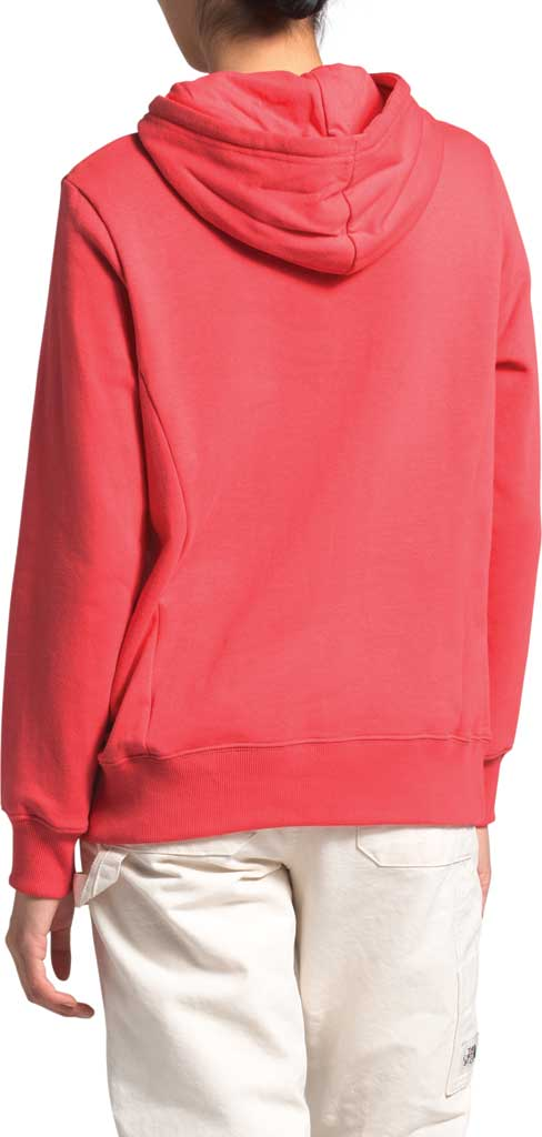 Women's The North Face Trivert Pullover Hoodie, Cayenne Red, large, image 2