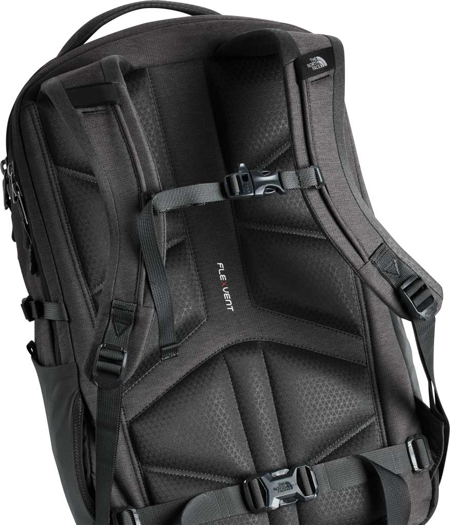 Women's The North Face Surge Backpack, TNF Black, large, image 2