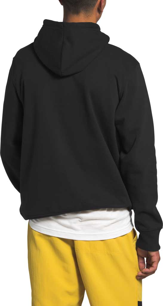 Men's The North Face Half Dome Hooded Pullover, TNF Black, large, image 2