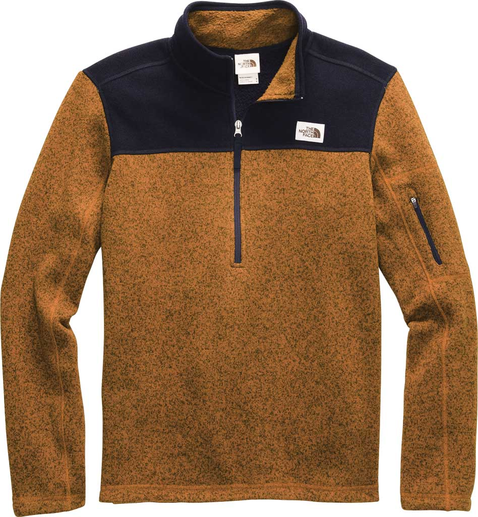 Men's The North Face Gordon Lyons 1/4 Zip Pullover, , large, image 1